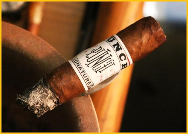 Punch Signature Robusto 3