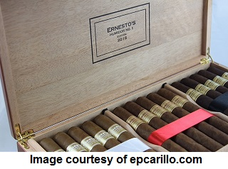 EPC Humidor No. 1 Edicion Colorado