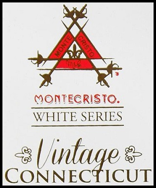 Montecristo White Series Vintage Connecticut 1