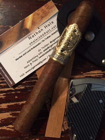 A Cigars Tale Short Story Review XXIX 1