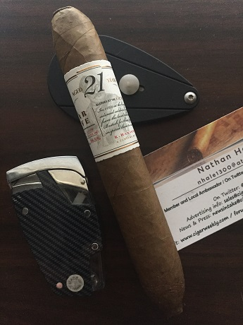A Cigars Tale Short Story Review XXVIII 1