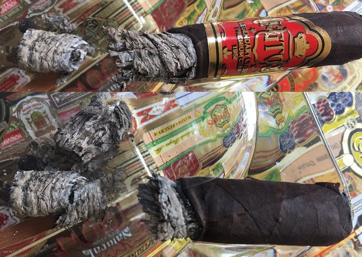 GTO Pain Killer Maduro Robusto 4