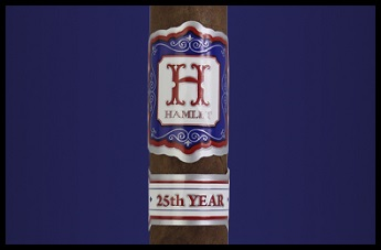 Hamlet 25th Year Robusto 1