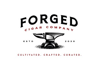forged logo